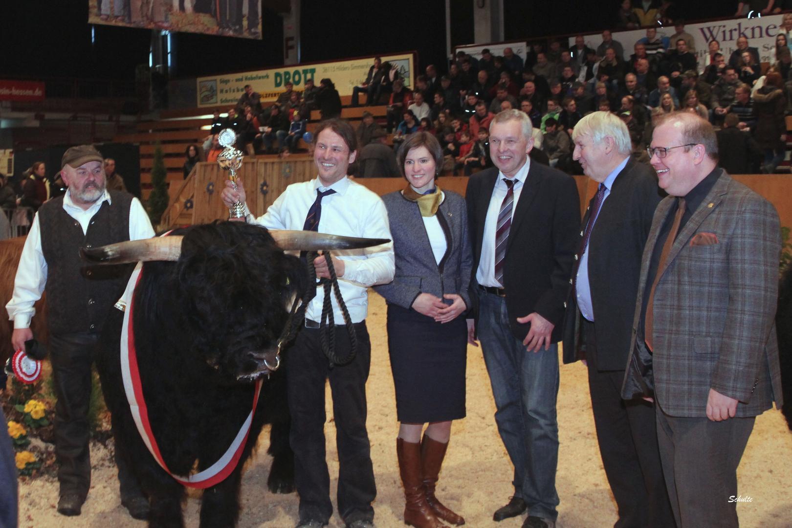 270  Hessen-Champion 273 Darius II. v Darius Wolfgang Richter, Sinntal
