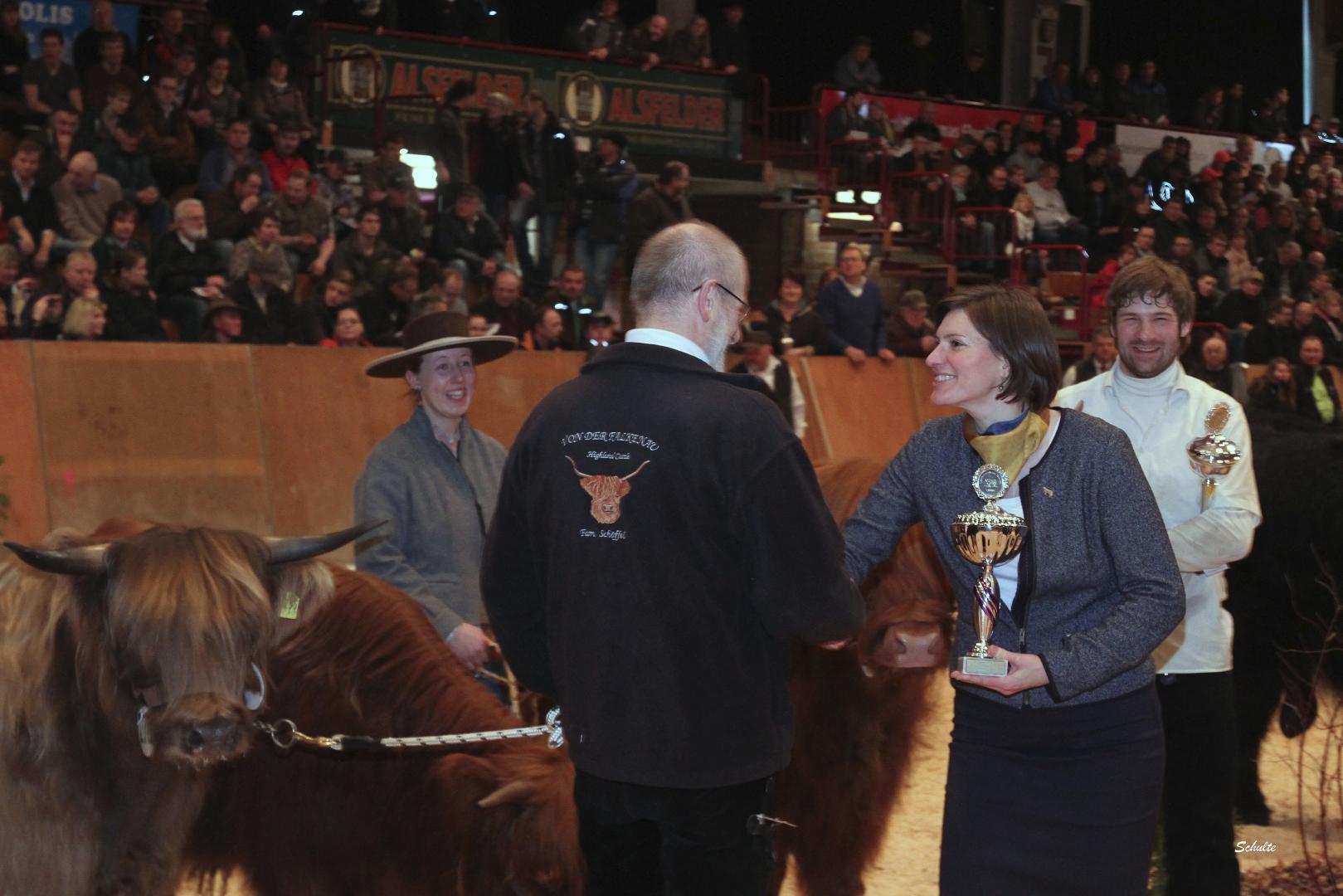 311 276 Wonne Pokal Bundesverband Highland x Siegerkuh Highland Dr. Urs Schöffel, Hessisch Lichtenau